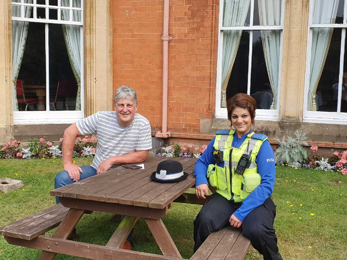 It`s your community (Kings Heath & Moseley) - an interview with Fareeda Khan - PCSO with West Midlands Police